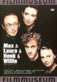 Max & Laura & Henk & Willie 1989