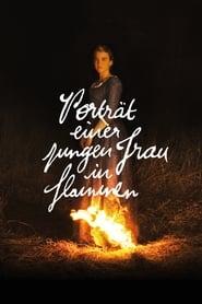 Porträt einer jungen Frau in Flammen [2019]