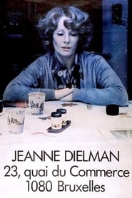 DVD cover image for Jeanne Dielman, 23, Quai du Commerce, 1080 Bruxelles