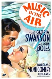 Music in the Air (1934)