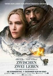 Filmcover von Zwischen zwei Leben - The Mountain Between Us