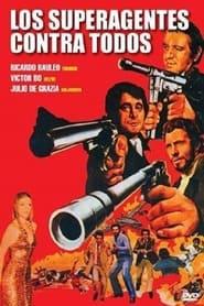 Los Superagentes Contra Todos 1980
