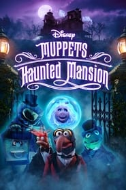 Muppets Haunted Mansion (2021) poster