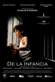 Poster De la infancia 2010