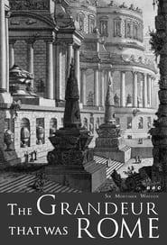 The Grandeur that was Rome 1960