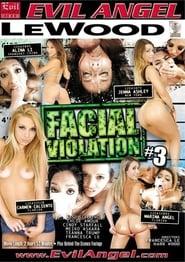 Facial Violation 3