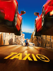 Poster Taxi 5 2018