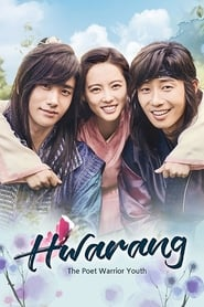 Hwarang: The Poet Warrior Youth poster