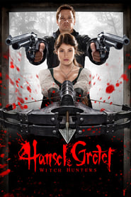 Hansel & Gretel : Witch Hunters 2013