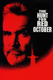 Poster for The Hunt for Red October