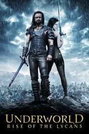 Poster for Underworld: Rise of the Lycans