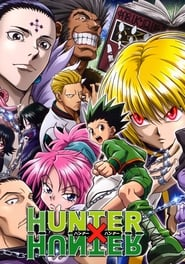 Poster Hunter x Hunter - Season 1 2014