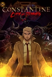 Constantine: City of Demons poster
