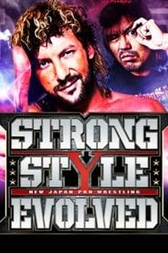 Regarder NJPW Strong Style Evolved