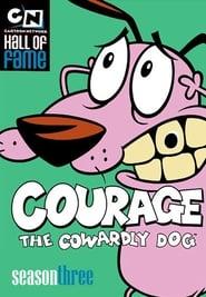 Coragem, o Cão Covarde: Temporadas 3