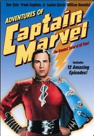 Adventures of Captain Marvel plakat