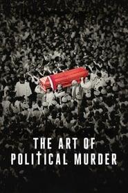 Poster The Art of Political Murder 2020