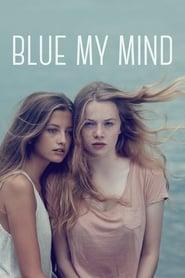 Poster Blue My Mind