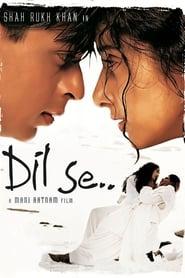 Poster Dil Se.. 1998
