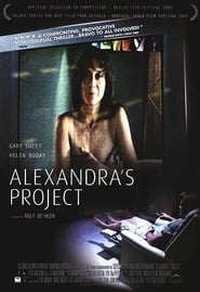 Alexandra's Project plakat