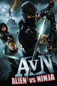 Alien vs. Ninja (2010) 1080P 720P 420P Full Movie Download