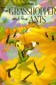 Poster The Grasshopper and the Ants 1934