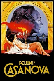 Poster Fellini's Casanova 1976