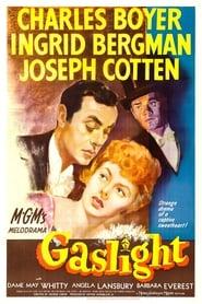 Poster for Gaslight