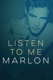 Poster Listen to Me Marlon 2015