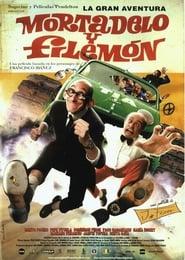 Poster Mortadelo & Filemon: The Big Adventure 2003