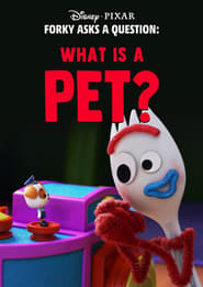 watch Forky Asks a Question: What Is a Pet? on disney plus