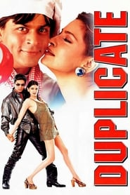 Duplicate 1998 Hindi Movie WebRip 400mb 480p 1.4GB 720p 5GB 1080p