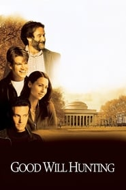 Good Will Hunting 1997 Movie BluRay Dual Audio Hindi Eng 400mb 480p 1.2GB 720p 3GB 4GB 8GB 1080p