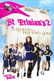 Poster St Trinian's 2: The Legend of Fritton's Gold 2009