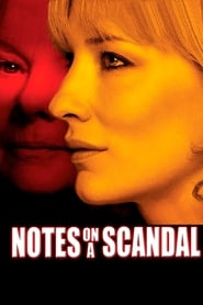 Poster for Notes on a Scandal