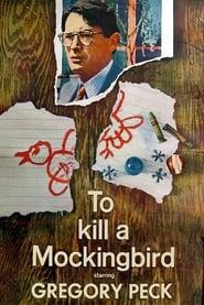 Poster To Kill a Mockingbird 1962