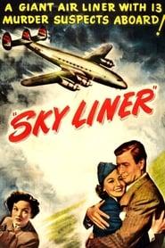 Poster Sky Liner 1949