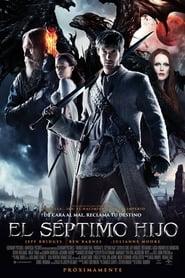 Alicia Vikander cartel El séptimo hijo