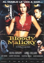 Poster Bloody Mallory 2002
