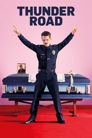 Thunder Road (2018) 720p WEB-DL 750MB Ganool