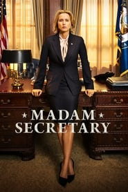 Madam Secretary streaming vf poster