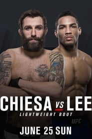 UFC Fight Night 112: Chiesa vs. Lee streaming