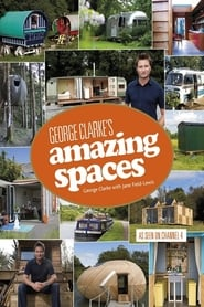 Poster George Clarke's Amazing Spaces 2018