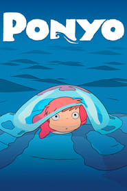 Ponyo on the Cliff by the Sea (Gake no ue no Ponyo)