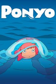 Poster Ponyo 2008