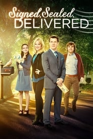 Eric Mabius actuacion en Signed, Sealed, Delivered