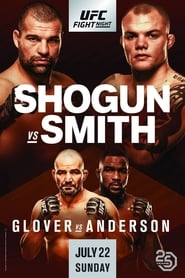 UFC Fight Night 134: Shogun vs. Smith