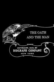 Poster The Oath and the Man 1910