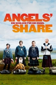 Poster The Angels' Share 2012