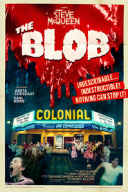 Poster for The Blob